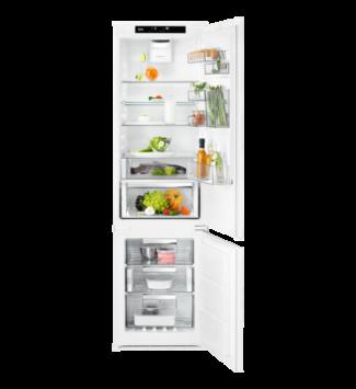 AEG Beépíthető Alulfagyasztós Hűtőgép SCE81926TS