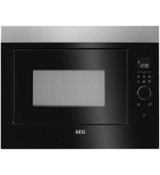 AEG Beépíthető mikrohullámú sütő MBE2658DEM