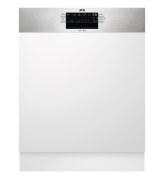 AEG beépíthető mosogatógép 60 cm FEE52910ZM