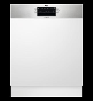 AEG beépíthető mosogatógép 60 cm FEE53670ZM