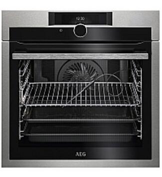 AEG Beépíthető elektromos sütő BPE842320M