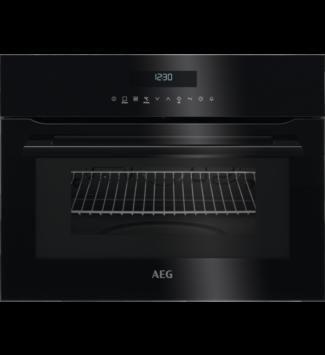 AEG  Beépíthető kombinált mikrohullámú sütő KMR721000B