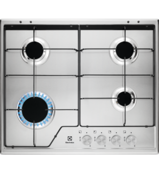 Electrolux Beépíthető gáz főzőlap KGS6424SX
