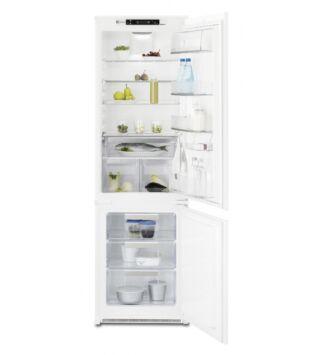 Electrolux Beépíthető Alulfagyasztós Hűtőgép ENN2854COW
