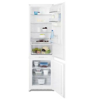 Electrolux Beépíthető Alulfagyasztós Hűtőgép ENN3153AOW