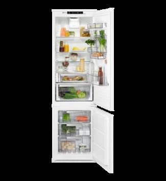 Electrolux Beépíthető Alulfagyasztós Hűtőgép ENN3074EFW