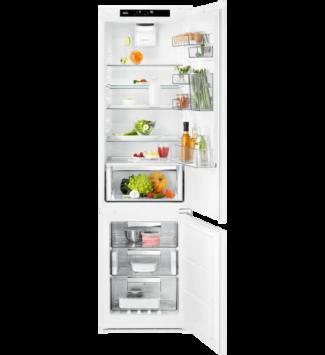 AEG Beépíthető Alulfagyasztós Hűtőgép SCE819E5TS