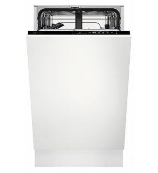 Electrolux EEA12100L Beépíthető keskeny mosogatógép, 9 teríték, AirDry, 5 program, F