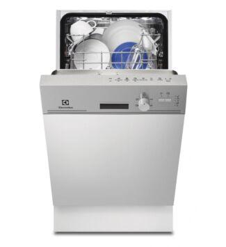 Electrolux beépíthető mosogatógép 45 cm ESI4201LOX