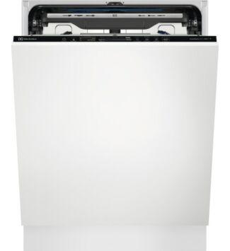 Electrolux EEC87300W, Beépíthető mosogatógép, ComfortLift, WiFi, Quickselect kezelőpanel, MaxiFlex fiók, 14 teríték, AirDry, 8 program