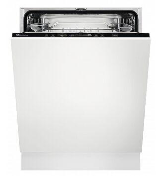Electrolux  EEQ47210L beépíthető mosogatógép 60 cm, Quickselect kezelőpanel, 13 teríték, AirDry, 8 program, A++