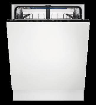 Electrolux beépíthető mosogatógép 13 teríték, Quickselect kezelőpanel, AirDry, 8 program, D, 60 cm EES47311L