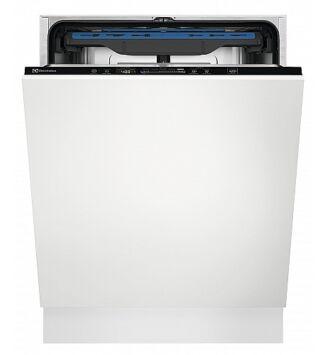 Electrolux EES48200L Beépíthető mosogatógép, Quickselect kezelőpanel, MaxiFlex fiók, 14 teríték, AirDry, 8 program, A++