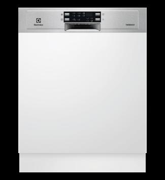 Electrolux ESI9500LOX Beépíthető mosogatógép, MaxiFlex fiók, 14 teríték, AirDry, 6 program, E