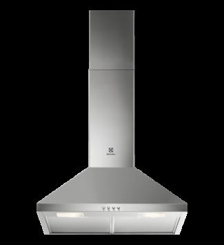 Electrolux Oldalfali Kürtős Páraelszívó 60 cm LFC316X