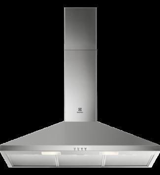 Electrolux Oldalfali Kürtős Páraelszívó 90 cm LFC319X