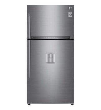 LG Szabadonálló Felülfagyasztós Hűtőgép GTF916PZPZD