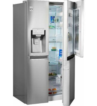 LG Szabadonálló  Amerikai SBS Hűtőgép GSX961NEAZ
