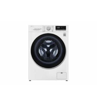 LG Szabadonálló, Elöltöltős mosógép, 60 cm F4WN408N0