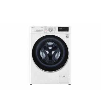 LG Szabadonálló, Elöltöltős mosógép, 60 cm F4WN409S0