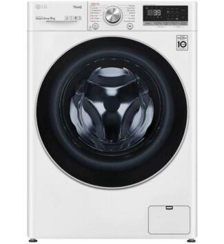LG Szabadonálló, Elöltöltős mosógép, 60 cm F4WV709S1E