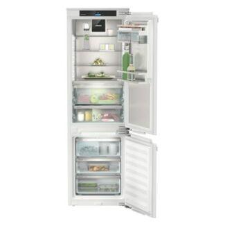 Liebherr ICBNdi 5183 Beépíthető Kombinált Alulfagyasztós Hűtőgép BioFresh, NoFrost, 175 l / 71 l, 178 cm, D