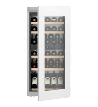 Liebherr EWTgw 2383 Beépíthető  Borhűtő G, 51 palack, 122 cm, 169 l,