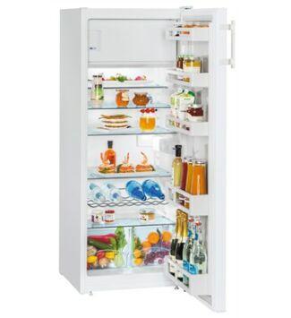 Liebherr Szabadonálló Hűtőgép fagyasztórekesszel K 2814