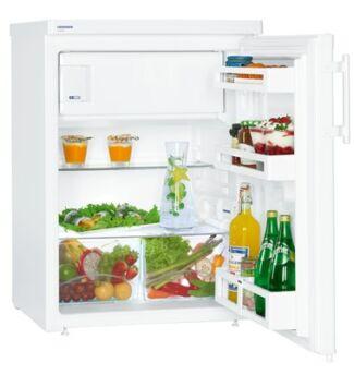 Liebherr TP 1724 Szabadonálló Hűtőgép fagyasztórekesszel E, Fehér, 125 l / 25 l,
