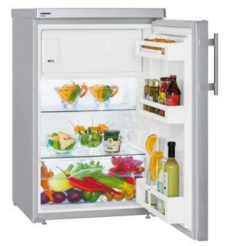 Liebherr Tsl 1414 Szabadonálló Hűtőgép fagyasztórekessze F, Ezüst, 107 l / 15 l,