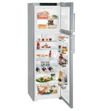 Liebherr Szabadonálló Felülfagyasztós Hűtőgép CTNesf 3663