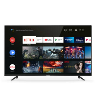 TCL 43P615 4K Ultra HD LCD TV
