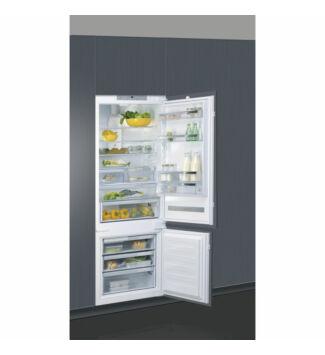 Beépíthető Whirlpool alulfagyasztós hűtő A++, 6.érzék, StopFrost, 294 l / 101 l, 194 cm, SP40 802 EU 2