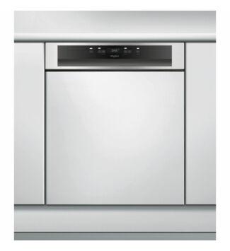Whirlpool beépíthető mosogatógép, 60 cm WBO 3T332 P X