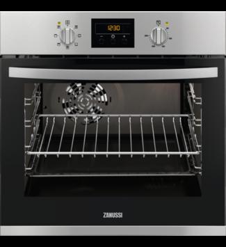 Zanussi Beépíthető elektromos sütő ZOC25601XU
