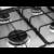 Electrolux Beépíthető gáz főzőlap KGS6404SX